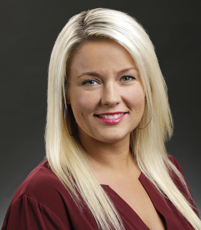 Lisa Callahan, CISR